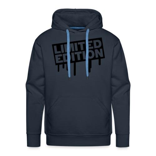Limited Edition mannensweater - Mannen Premium hoodie