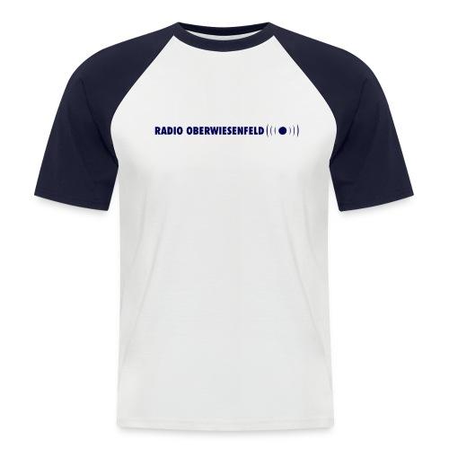 Baseball-Shirt Radio Oberwiesenfeld - Männer Baseball-T-Shirt