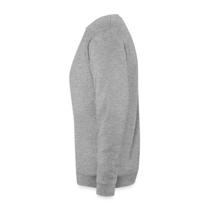 Männer Pullover grau mit Schriftzug