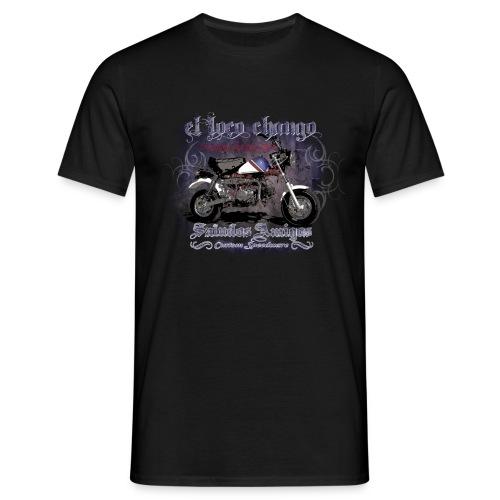 El Loco Chango Monkey - Männer T-Shirt