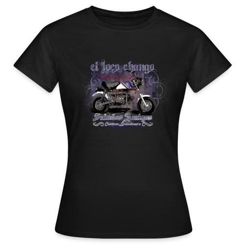 El Loco Chango Monkey - Frauen T-Shirt