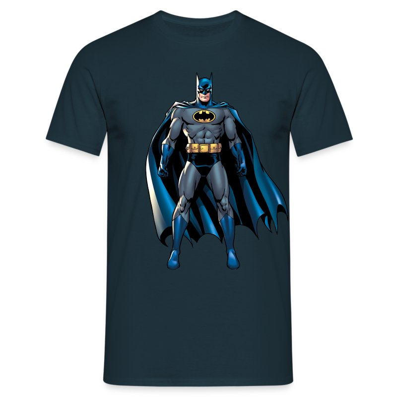 batman pose t shirt f r m nner t shirt spreadshirt. Black Bedroom Furniture Sets. Home Design Ideas