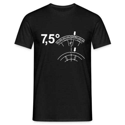 7,5° vor OT - Männer T-Shirt