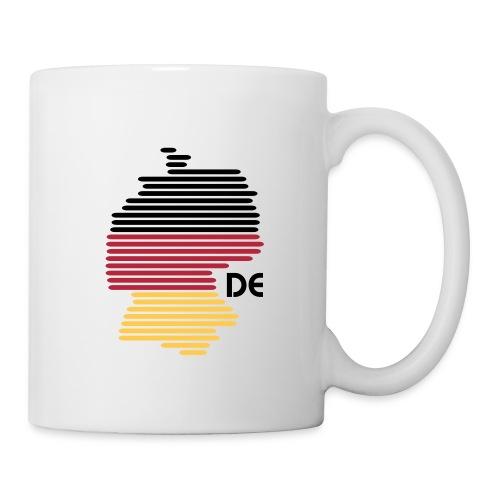 Deutschland - Tasse