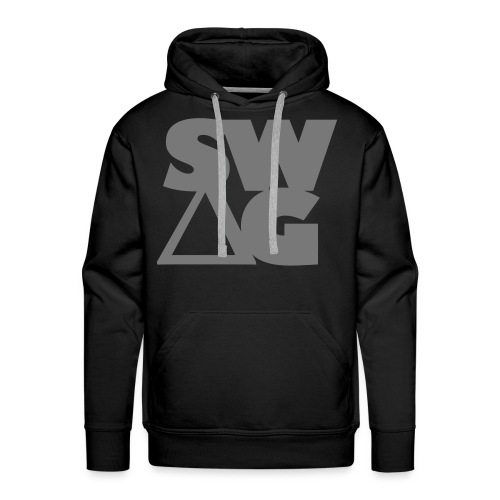 swag - Mannen Premium hoodie