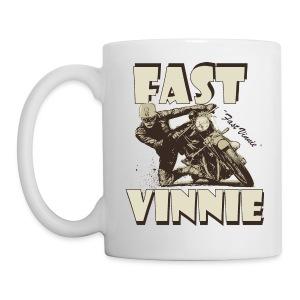 Fast Vinnie - Mug