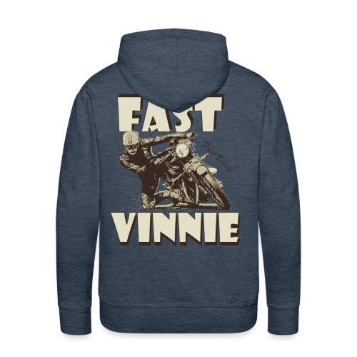 Fast Vinnie - Men's Premium Hoodie
