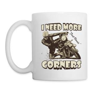 I need more corners - Mug