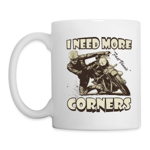 I need more corners - Mug
