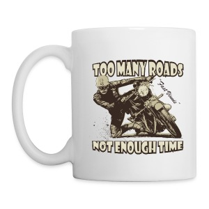 Too many roads - Mug