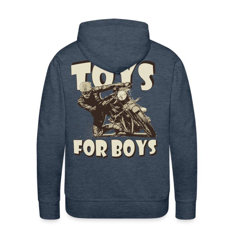Toys for boys - Men's Premium Hoodie