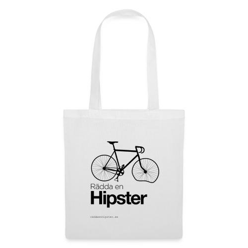 Hipster Tygpåse - Tygväska