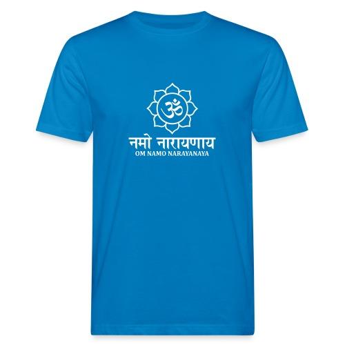 Om Namo Narayanaya 2 - Männer Bio-T-Shirt