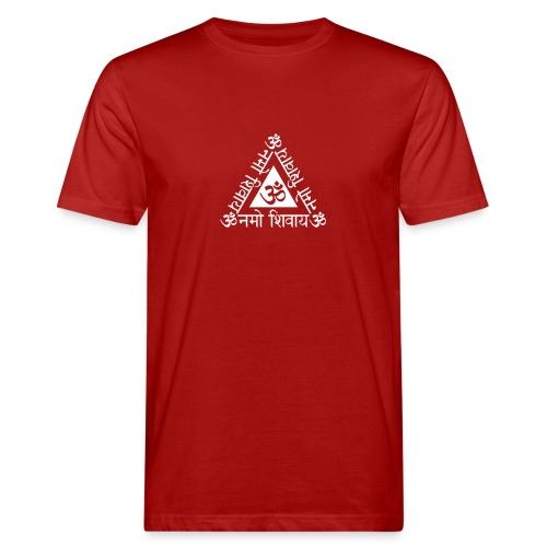 Om Namah Sivaya 2 - Männer Bio-T-Shirt