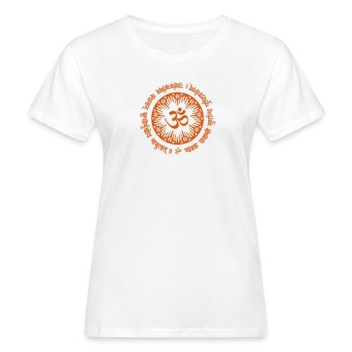 Maha Mrityunjaya Mantra - Frauen Bio-T-Shirt