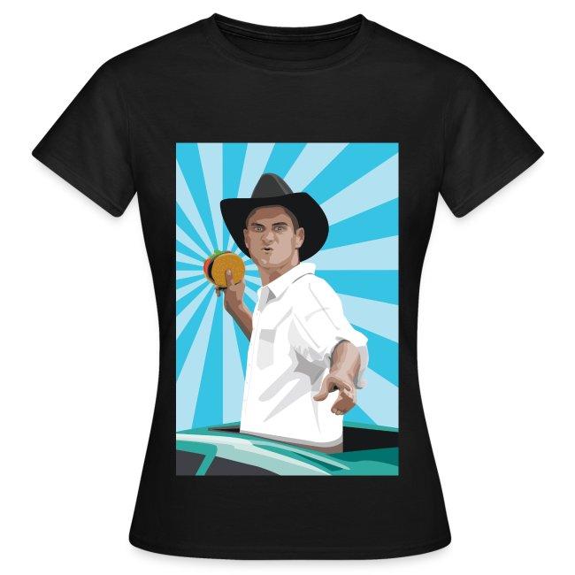Bowl Off - Ladies T-Shirt