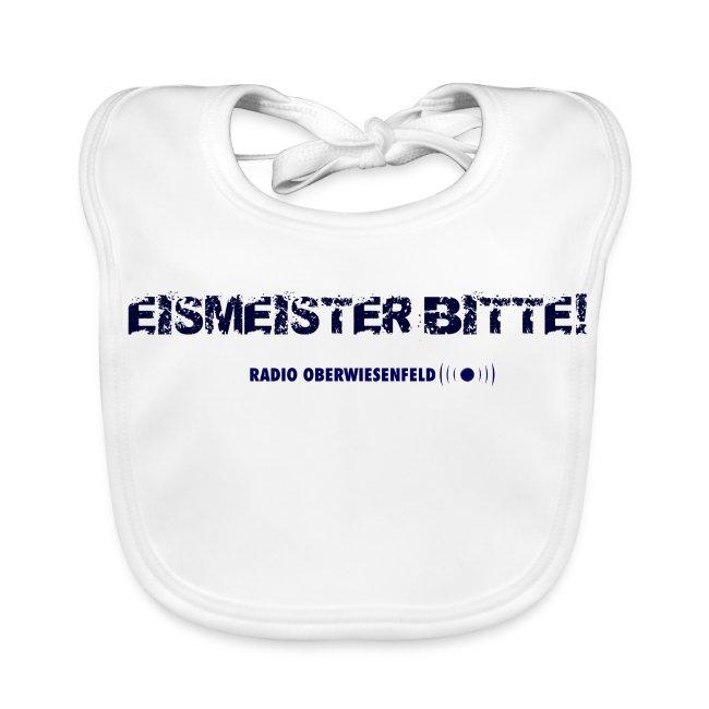 """Lätzchen """"Eismeister Bitte"""""""