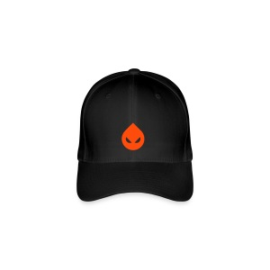 Alien - Orange - Flexfit Baseball Cap