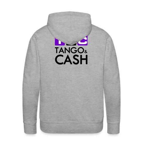 Tango & Cash - Sweater - Men's Premium Hoodie