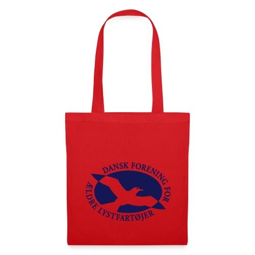 Mulepose rød - Mulepose