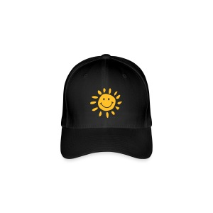 Sun - Yellow - Flexfit Baseball Cap
