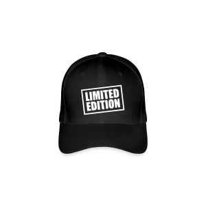 Limited Edition - White - Flexfit Baseball Cap