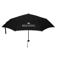 Umbrellas ~ Umbrella (small) ~ Gin O'Clock Reigning Umbrella