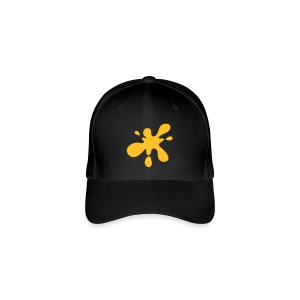 Spot - Yellow - Flexfit Baseball Cap