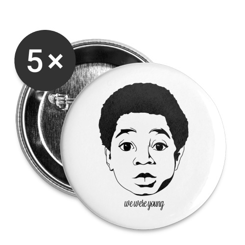 Badge Arnold - Badge grand 56 mm