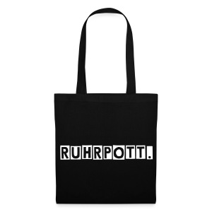 Shopping-Bag: Ruhrpott. - Stoffbeutel