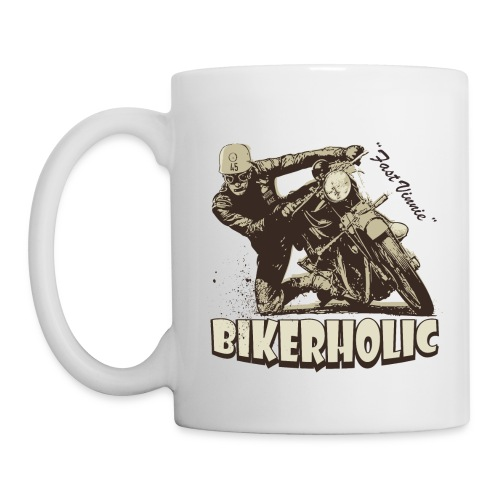 Bikerholic - Mug