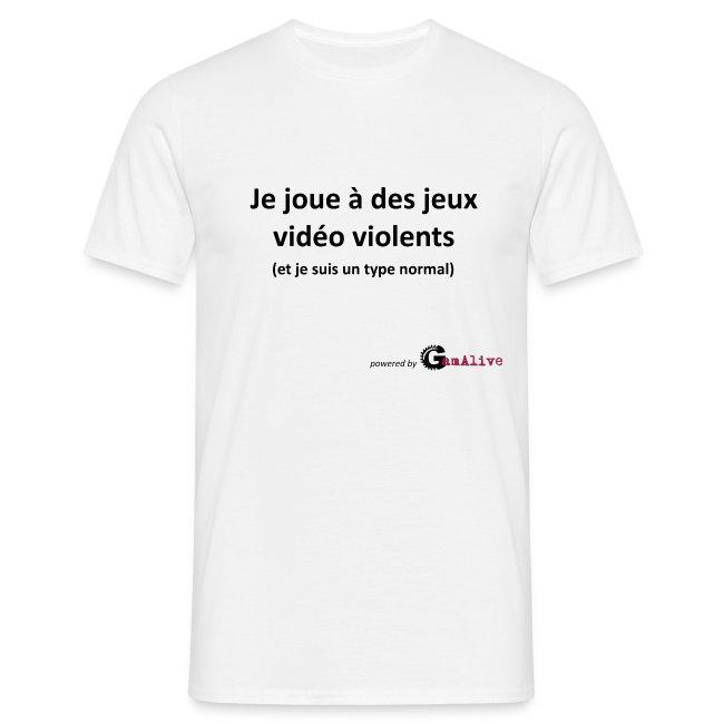 Jeux vidéo violents...