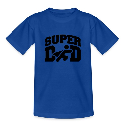 Super DAD - Teenager-T-shirt
