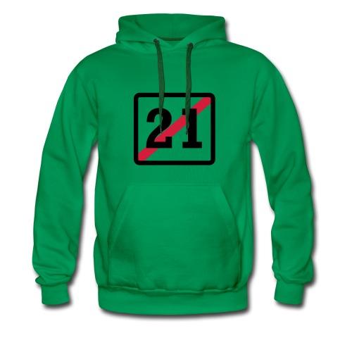 21 Icon - Männer Premium Hoodie