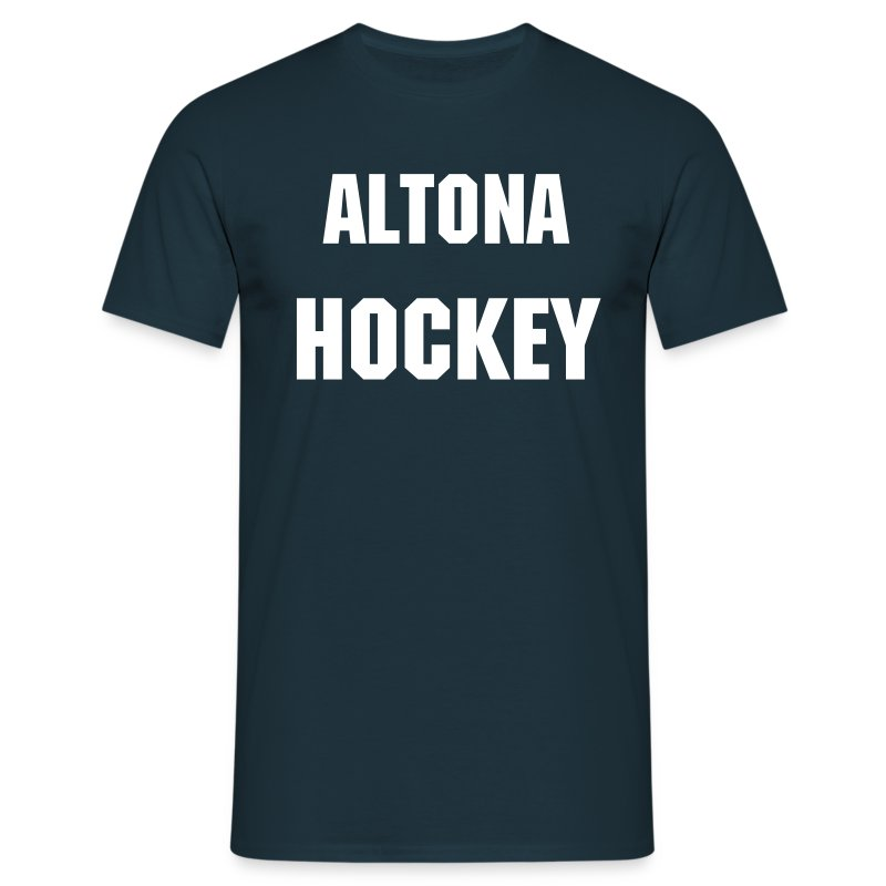 Altona Hockey T-Shirt Players Edition plain - Männer T-Shirt