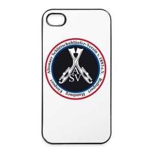 iPhone Case ASV Traditions Kollektion Bodycheck - iPhone 4/4s Hard Case