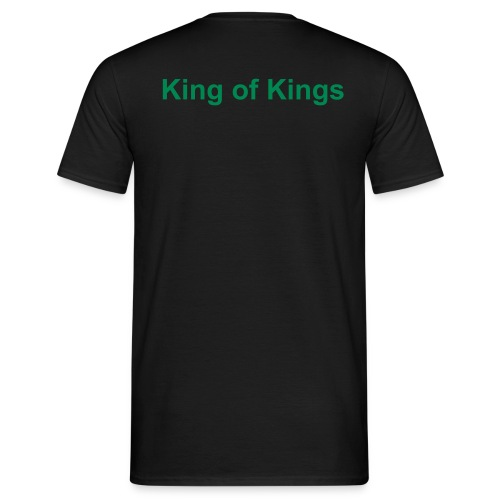 King of Kings - T-shirt herr