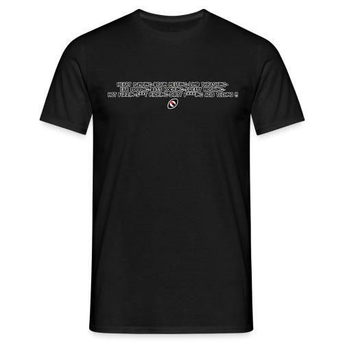 Heart Thumpin' - Men's T-Shirt