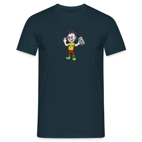 Abusive Kid - Men's T-Shirt