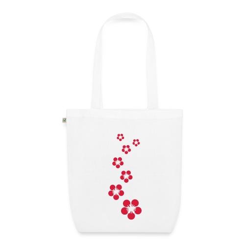 kwieciście - Ekologiczna torba materiałowa