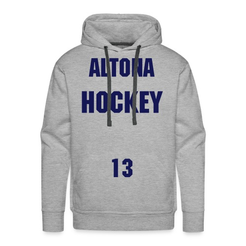 Altona Hockey HOODY Players Edition - Männer Premium Hoodie