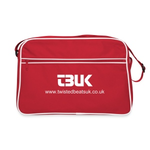 TBUK - Bag - Red - Retro Bag