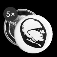 Knappar ~ Mellanstora knappar 32 mm ~ Rothbard-profil