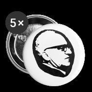 Knappar ~ Stora knappar 56 mm ~ Rothbard-profil
