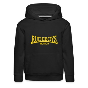 Rudeboys Munich - Kinder Premium Hoodie