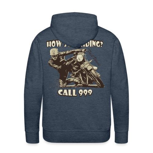 Call 999 - Men's Premium Hoodie