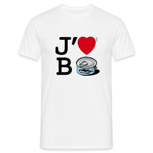 J'aime Béton - Tee shirt - T-shirt Homme