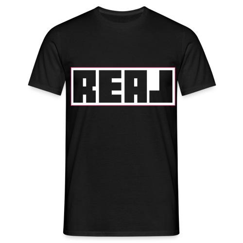 REAL RRG - Standard - Männer T-Shirt