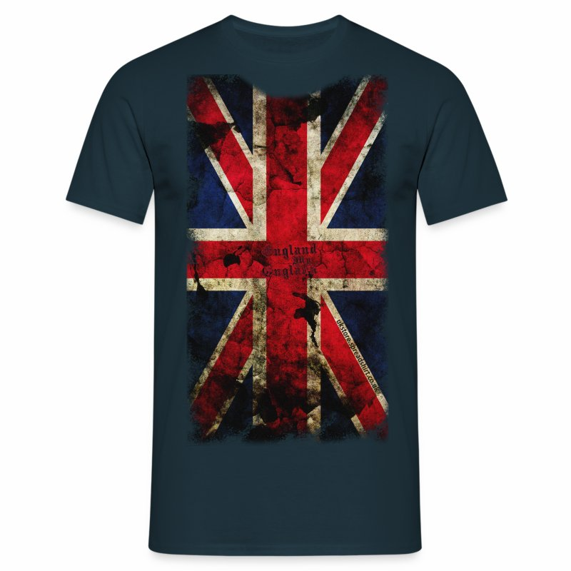 UNITED KINGDOM FLAG Union Jack Edition - Men's T-Shirt