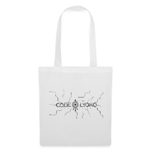 Connection - T-Shirt Sac blanc - Tote Bag